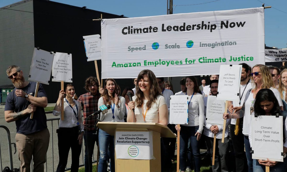 No Amazon, Now Is Not the Time to Be Quiet About Climate Change